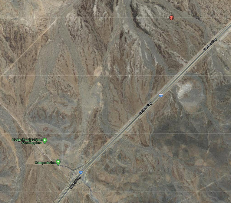 I-15 & Hodge Road (vicinity)